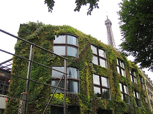 Emejing Musee Du Quai Branly Jardin Vertical Pictures - House Design ...