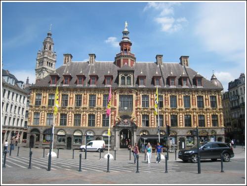 La Vieille Bourse De Lille Bloc Notes