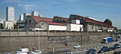 Bloc notes avril 2007 archives for Arrondissement porte d italie